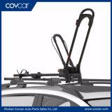Elemento portante della bici del tetto dell'automobile con il supporto della rotella anteriore (BC102)