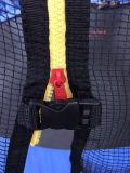 Beste Geschenke: 10FT Trampoline mit Sicherheitsnetz-Gehäuse Ladder01