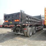 Sinotruk HOWO A7 35t 8X4 camión volquete Volquete