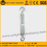 可鍛性鋳鉄の鋼鉄商業タイプターンバックル