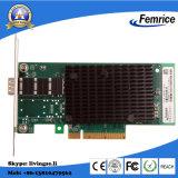 10g de enige Kaart van de Vezel van Ethernet PCI Express van de Haven X8