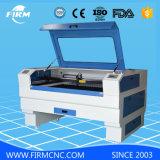 Máquina de estaca de processamento de madeira plástica acrílica do laser do CO2