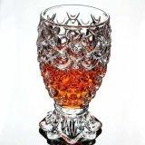 Nueva taza de cristal Kb-Hn03749 de la cerveza de la taza de la escala de pescados del estilo