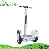 Uno mismo inteligente de dos ruedas que balancea el patín eléctrico con la maneta