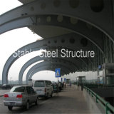 Stahlrahmen-Fertiggebäude für Flughafen Hall