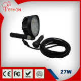 27W portable Waterproof Epistar LED Light para Agriculture Industry Transportation