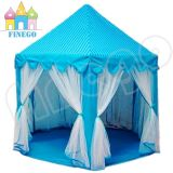 Im Freien faltendes Kind-Kind-Schloss-Zelt der Prinzessin-Waterproof Toy Play Game