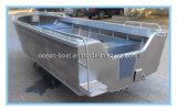 4.5m Tenvi grundlegender Fluss-Aluminiumfischen-Yacht-Rippen-Boot