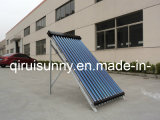 Hohes Efficiencyheat Rohr-thermischer Solarsammler mit SolarKeymark