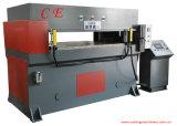 Automatische het Voeden PLC Precisie Vier van de Controle het Schuim van de Kolom Hete Scherpe Machine (xyj-3/100)