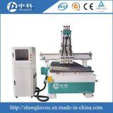 압축 공기를 넣은 변화 절단기 판매를 위한 CNC 대패를 이동하는 3개의 스핀들