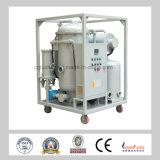 Purificador de aceite lubricante portátil con certificación Ce