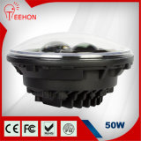 Sales caldo 50W 7 Inch LED Headlight per Jeep Wrangler
