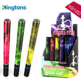 Colorful Eshisha 500 Puffs Variety Fruit Flavor Disposable E Cigarette