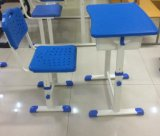 Klassenzimmer-Möbel mit realer Abbildung