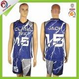 بيع بالجملة صنع وفقا لطلب الزّبون تصعيد [هيغقوليتي] فريق كرة سلّة جرسيّ من الصين