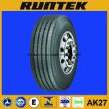 Usine de pneu de Runtek, constructeur de pneu, pneu radial de bus et pneu radial de bus du pneu 295/80r22.5 de remorque