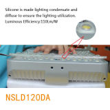 ULのセリウムRoHS IP65 Outdoor 120W LED Street Light (NSLD120DA)
