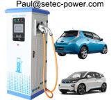 Carregador solar de EV Chademo CCS