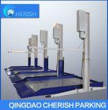 Levage hydraulique de véhicule de poste qualité économique/bonne deux