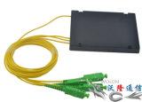 1X64 PLC Splitter van FC Upc Fiber Optic