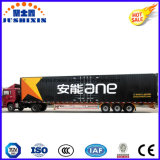 Hochleistungs3 BPW Axles 53FT Dry Van/Box/Cargo Utility Logistic Semi Truck Trailer mit Two Sidedoors