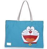 Geschenk-nichtgewebte Einkaufstasche-Leder-Baumwollsegeltuch-Griff-PapierEinkaufstasche (X034)