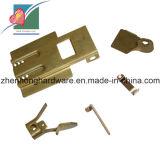 Kundenspezifisches kupfernes Messingblech, das Teil (ZH-SP-077, stempelt)