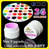 3688W Nail Art Professional Nail Gel Product Gdcoco 36 Pure Color Soak off UV Color Gel