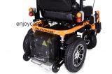 Кресло-коляска электричества напольной пользы сверхмощная для с ограниченными возможностями (EPW68S)