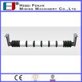 Fenjin Machinery Rubber Carrying Roller voor Mijnbouw