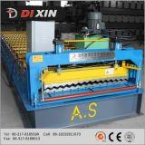آليّة يغضّن صفح يلصق آلة لون فولاذ [ولّ بنل] لف باردة يشكّل آلات