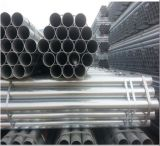Q195 Q235 Pre-Galvanizó el tubo de acero/el tubo de acero galvanizado Caliente-Sumergido