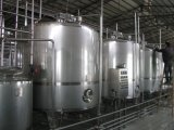 Chaîne de production complètement automatique du cidre 4000b/H