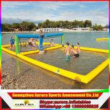 Парка воды Aqua суд волейбола воды раздувного раздувной