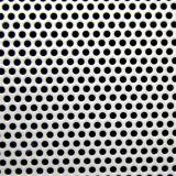 maglia perforata del metallo galvanizzata foro di 3mm