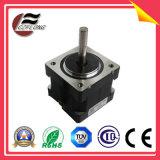Pequeño motor de escalonamiento de la vibración NEMA17 para las máquinas del CNC
