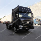 Sinotruk HOWO7 6X4 336HP 35ton 디젤 엔진 트랙터 트럭