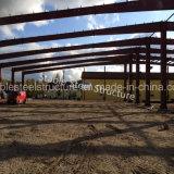 Здание Hall конструкции Германии Prefab стальное с краном