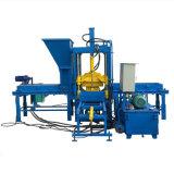 Bloc de brique de cavité de machine à paver de couleur de la pression Qt3-20 hydraulique faisant la machine