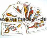 Förderndes PapierPlayingcard