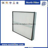 Мини-Плиссируйте воздушный фильтр панели HEPA