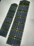 36W pour le sac pliable de chargeur d'énergie solaire de livre électrique d'iPad de téléphone mobile