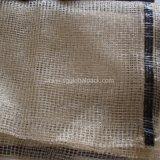 Saco tecido PP do engranzamento para a lenha