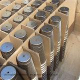 産業編まれた金網フィルターカートリッジ石油、化学薬品、薬学及び水処理