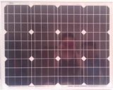el pequeño panel solar de 40W 18V para el uso casero