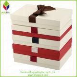 Moderner Schmucksache-Verpackungs-Papierkasten für Jahrestag