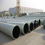 Sistemas tranqüilos da fibra de vidro/tubulação reforçada fibra