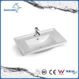 Dispersore di lavaggio del bacino di ceramica del Governo e della mano superiore di vanità (ACB2181)