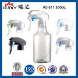 Mini Trigger Plastic Sprayer Bottle 200ml Rd-811
